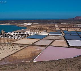 Lanzarote sud: un'isola di contrasti