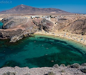 Lanzarote: Papagayo e le altre spiagge