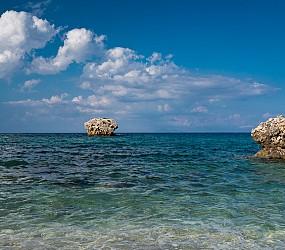 Isola di Cefalonia: la parte sud-orientale