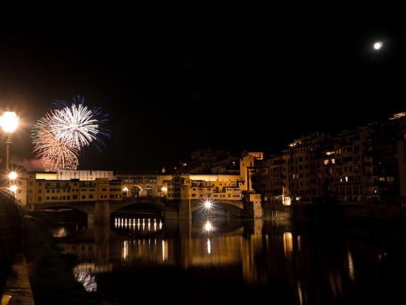 La festa di San Giovanni a Firenze