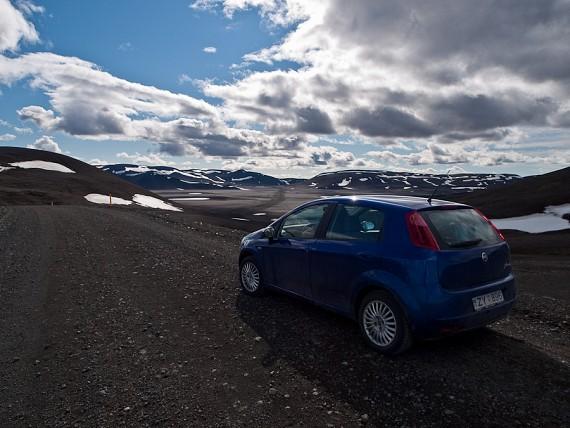 Islanda 2009: il nordest e l'entroterra