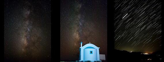 Fotografia notturna a Karpathos