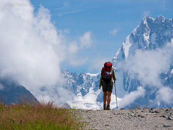 Tour Mont Blanc: giorno 6
