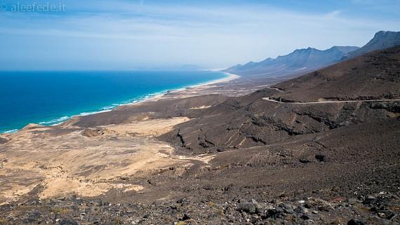 Cofete: fuori dal mondo a Fuerteventura