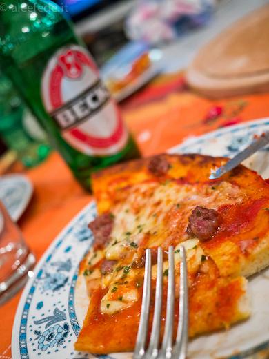 La pizza napoletana fai da te: facile e buonissima !
