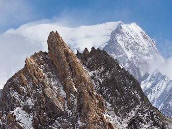 monte bianco piramides calcaires tmb