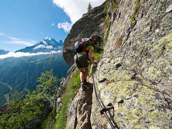 tmb trekking natura wild