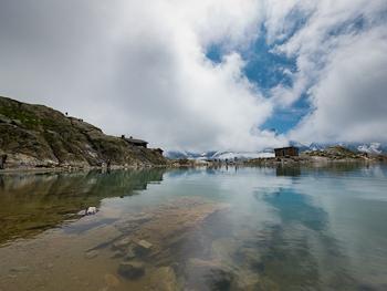lac blanc mont blanc tmb