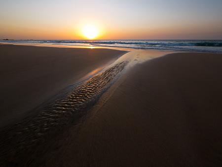 tramonto el cotillo