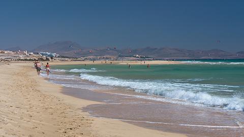sotavento kite surf