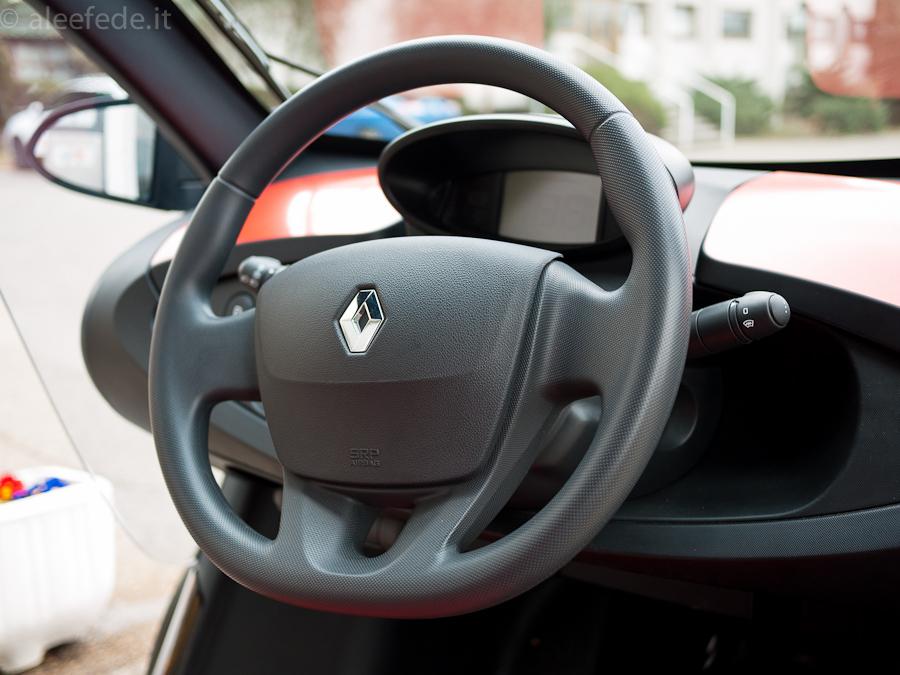 renault twizy al volante