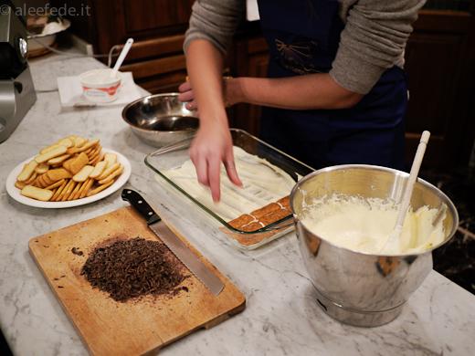 preparazione tiramisu ricetta