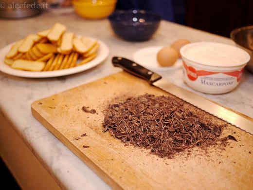 cioccolata tiramisu ricetta