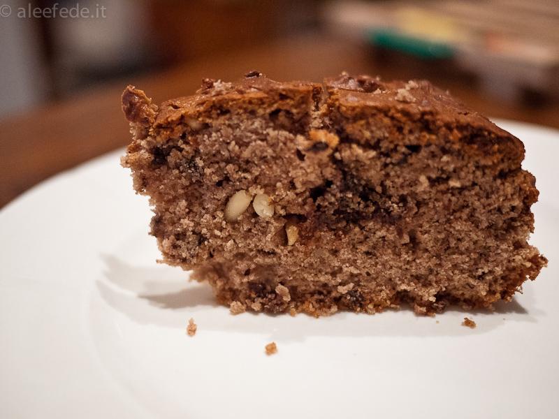 torta cioccolata farina di castagne
