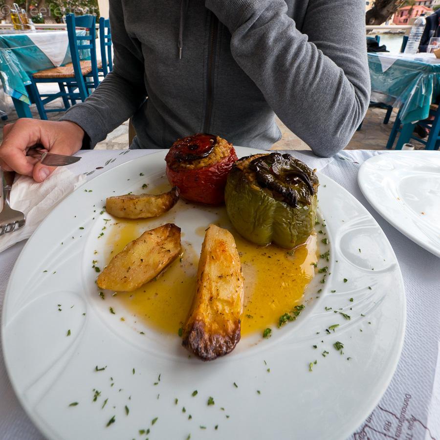 cucina greca cefalonia