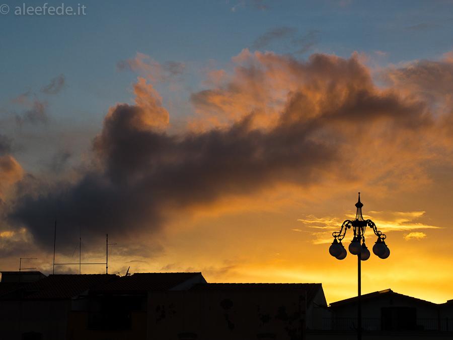sant'antioco tramonto