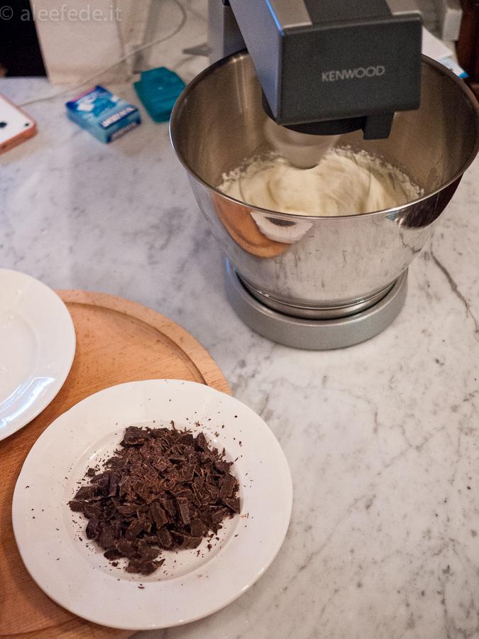 ricetta crostata ricotta cioccolato
