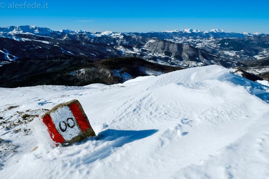 sentiero 00 inverno ciaspole