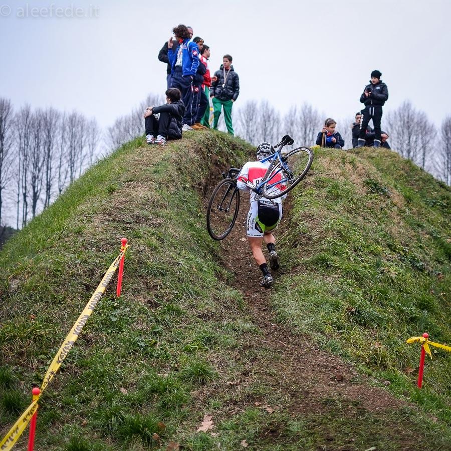 ciclocross lucca mura