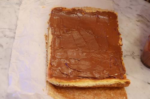 ricetta passo passo girelle al cioccolato