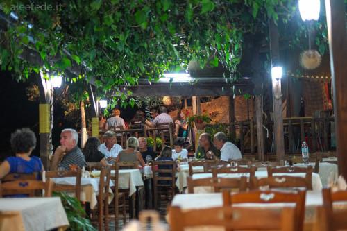 ristorante tipico grecia