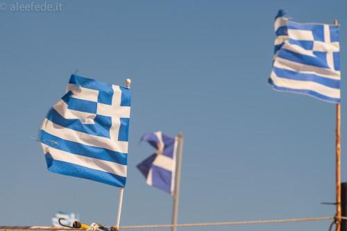 bandiera greca sithonia