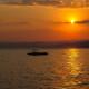 tramonto ouranopoli