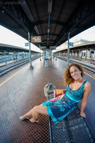 treno viaggio penisola calcidica grecia