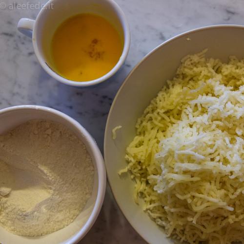 patate gnocchi ricetta